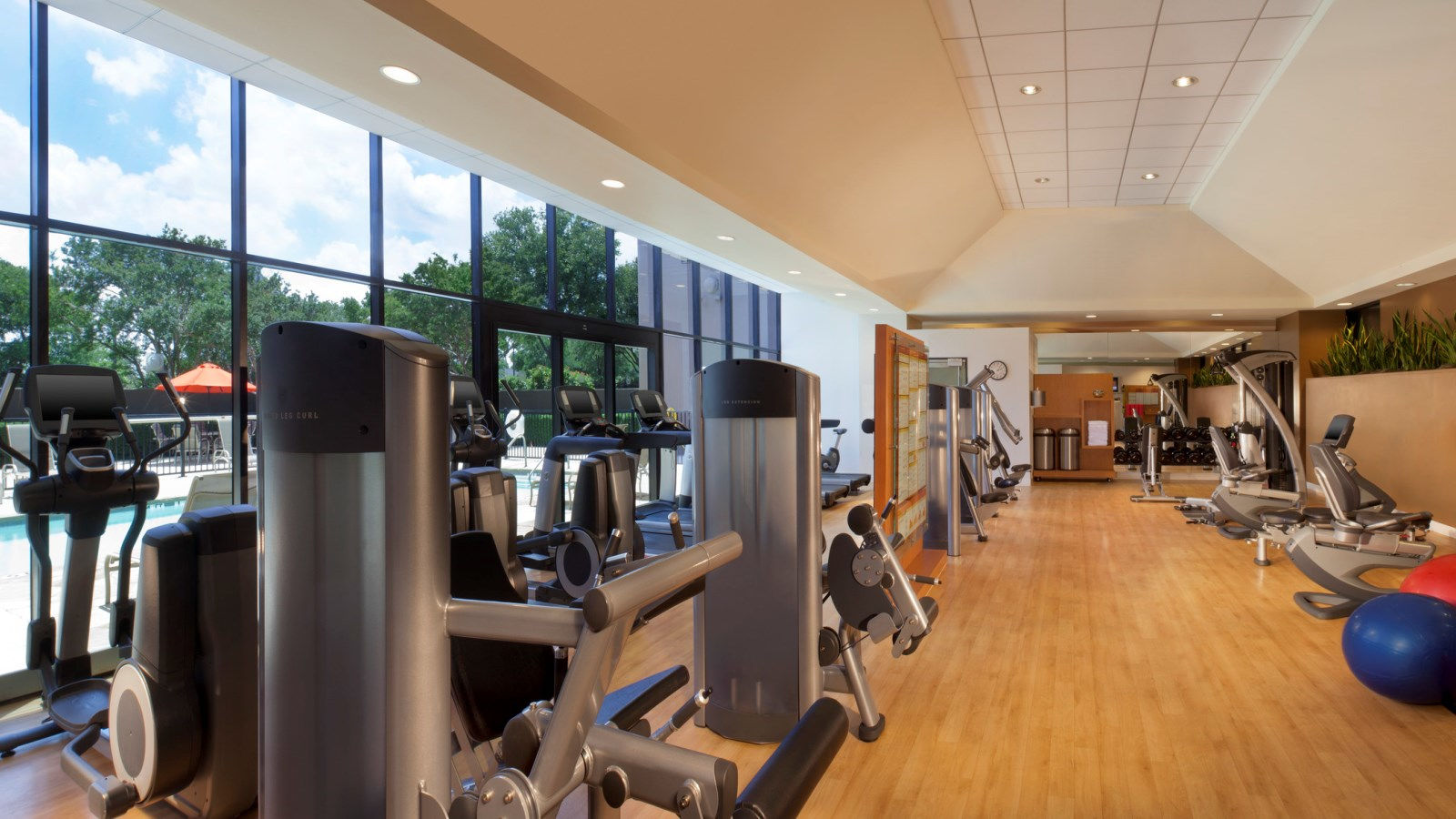 Sheraton DFW Airport Hotel - Fitness Center