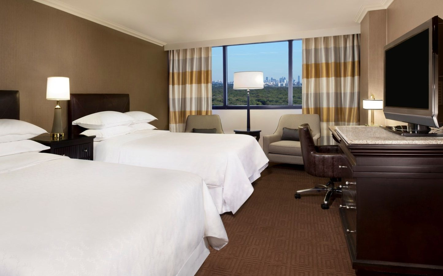 Double Guest Room | Sheraton DFW Airport Hotel